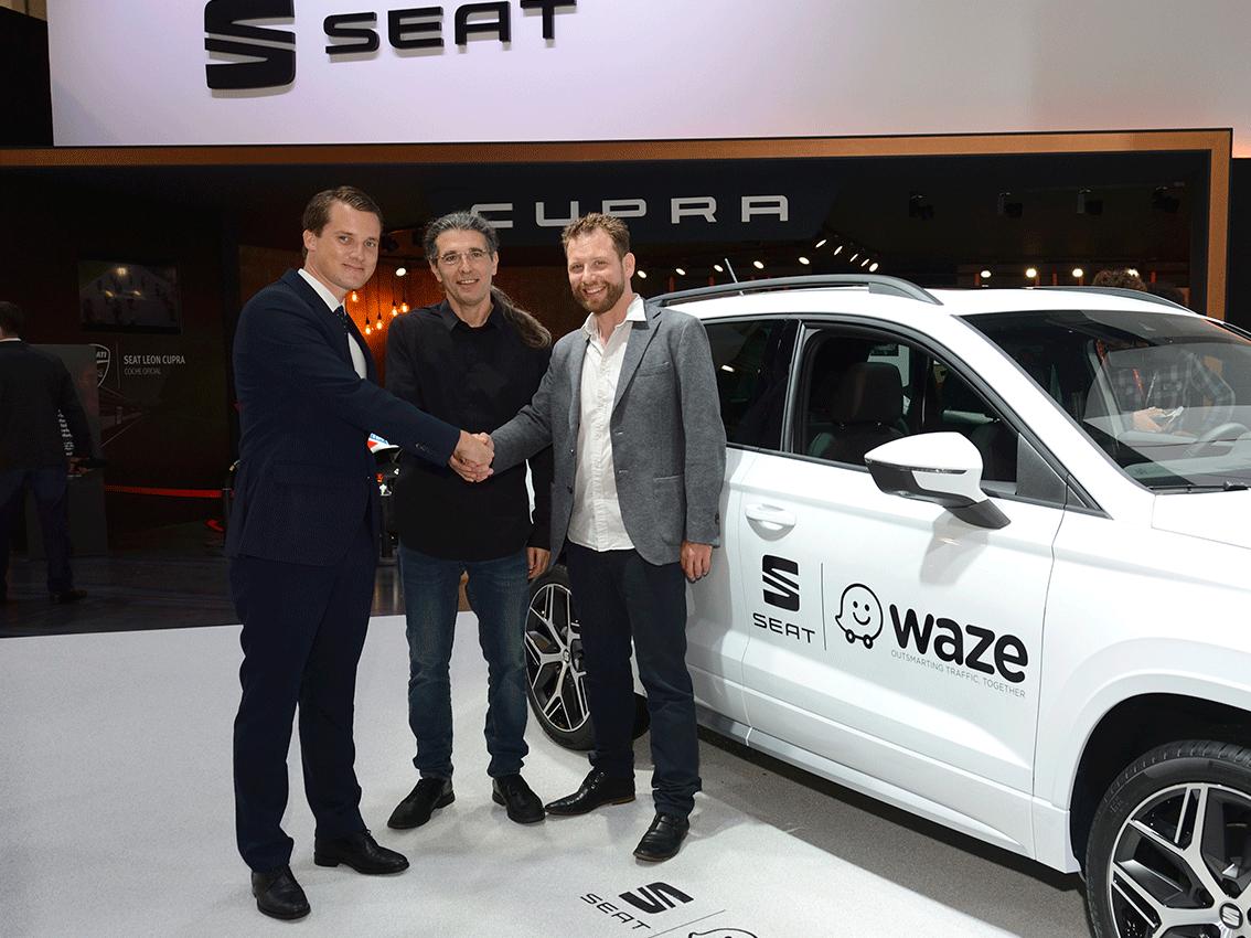 SEAT, protagonista del Automobile Barcelona 2017