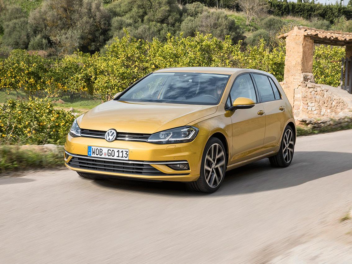 Volkswagen lanza el nuevo Golf 1.5 TSI en España