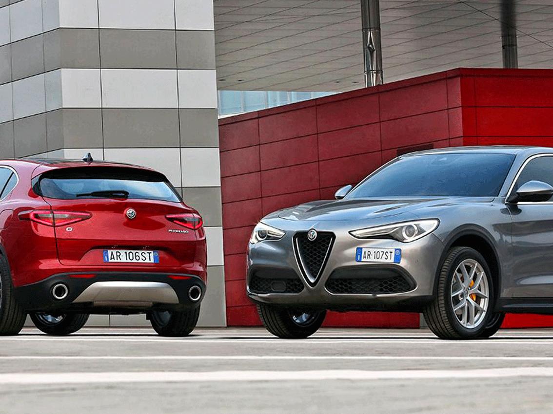 Novedades de Alfa Romeo en el Salón del Automóvil de Barcelona