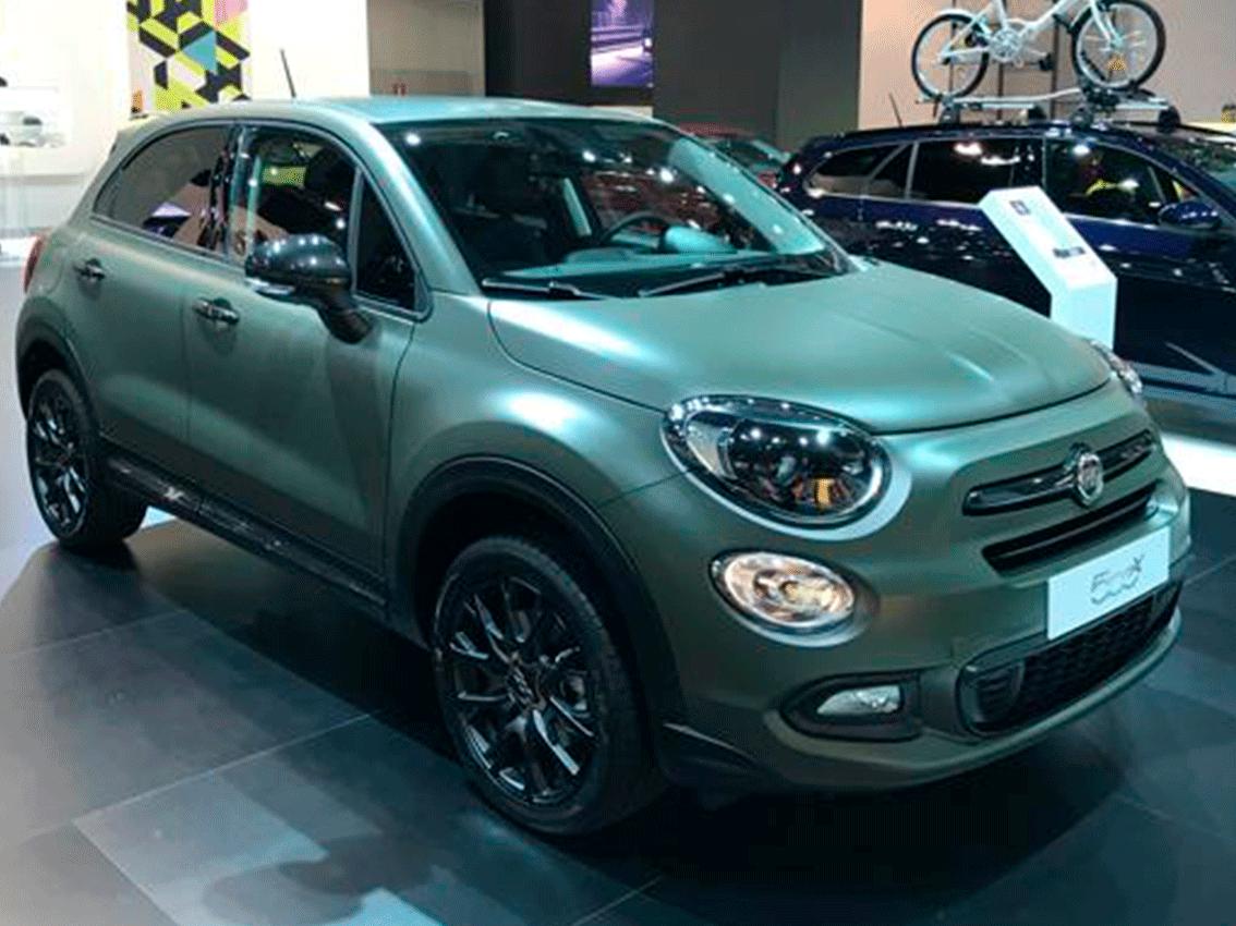 Las novedades de Fiat en el Salón del Automóvil de Barcelona