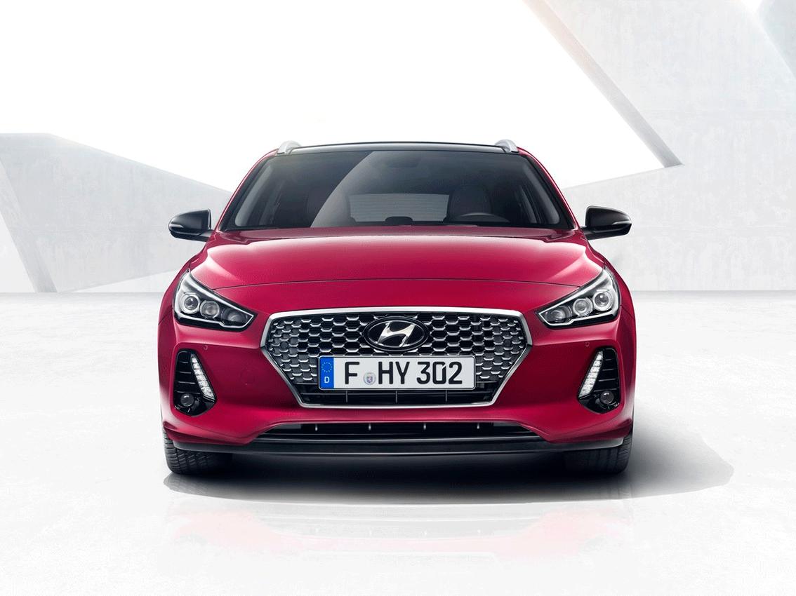 El nuevo i30 CW y el IONIQ Plug-In: novedades de Hyundai en el Salón del Automóvil de Barcelona