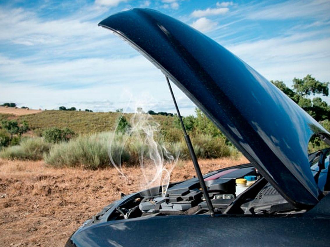 Consejos para cuidar de tu coche con los cambios de temperatura