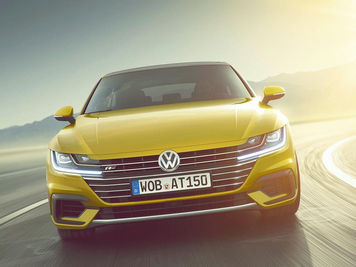 El nuevo Volkswagen Arteon ya está en España