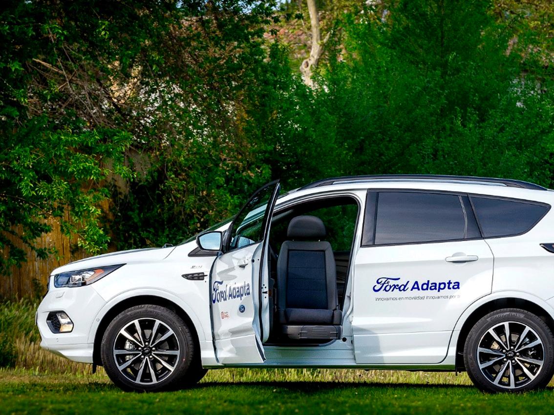 Ford  inicia una nueva edición del tour Ford Adapta que recorrerá diversas ciudades españolas