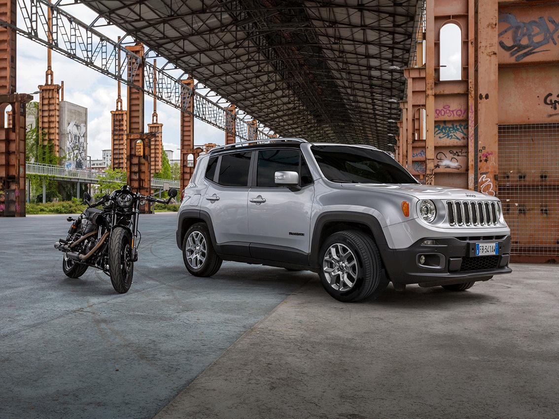 Harley-Davidson y Jeep juntas durante 2017