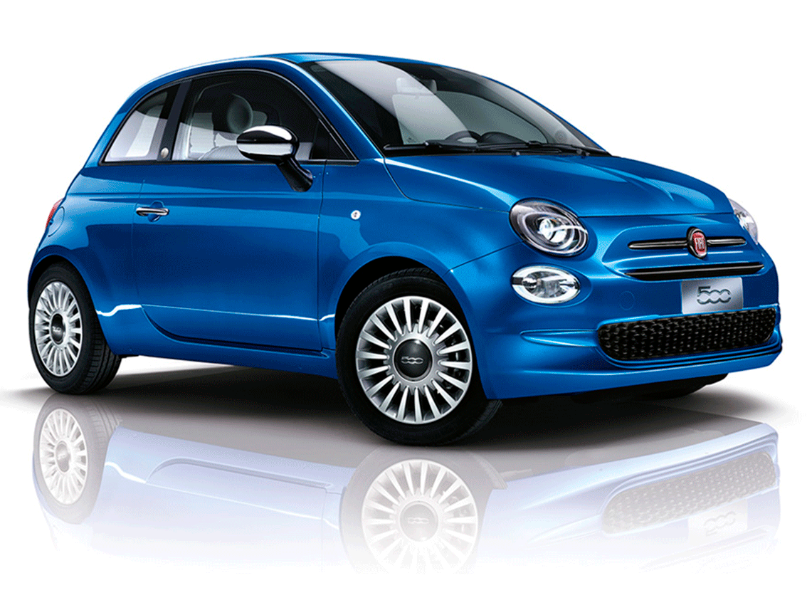 Nuevo Fiat 500 Mirror