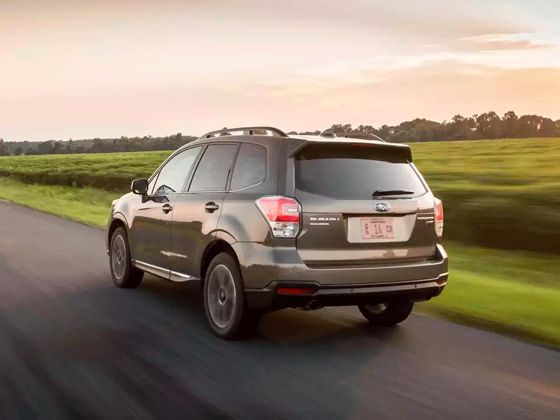 El Subaru Forester 2017 te enamorará