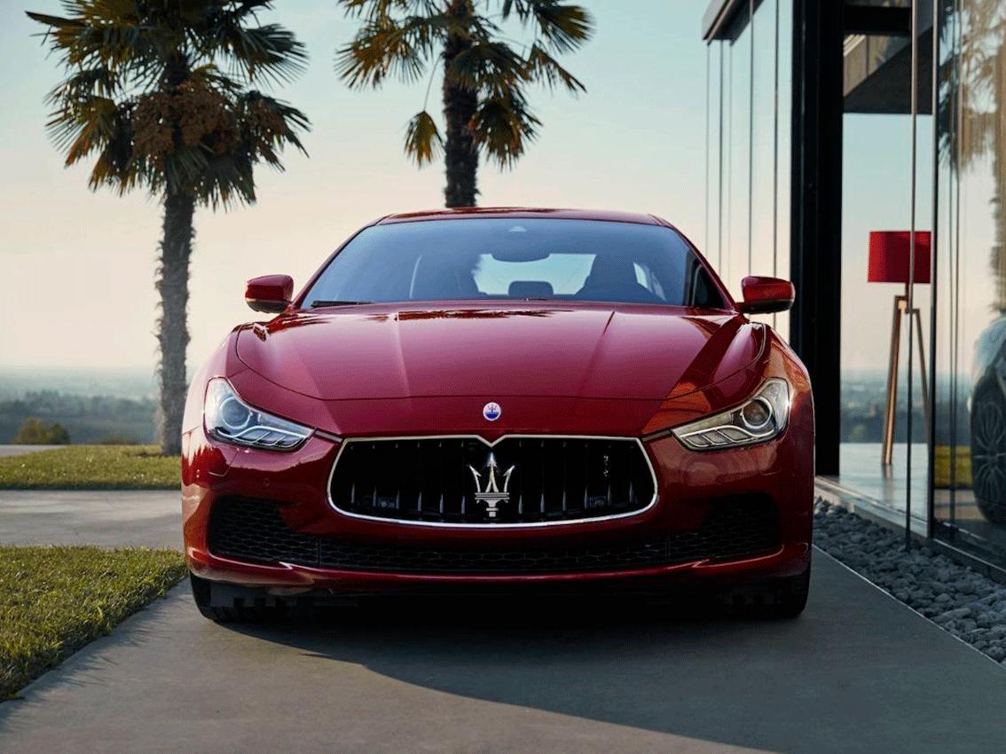 Maserati Ghibli: absolutamente opuesto a lo ordinario