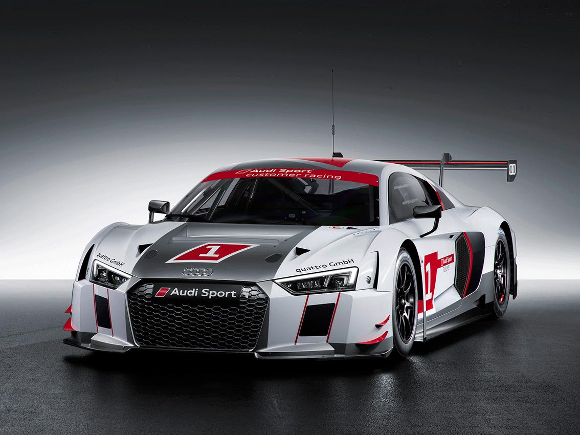 Cuarta victoria para el Audi R8 LMS en las 24 Horas de Nürburgring