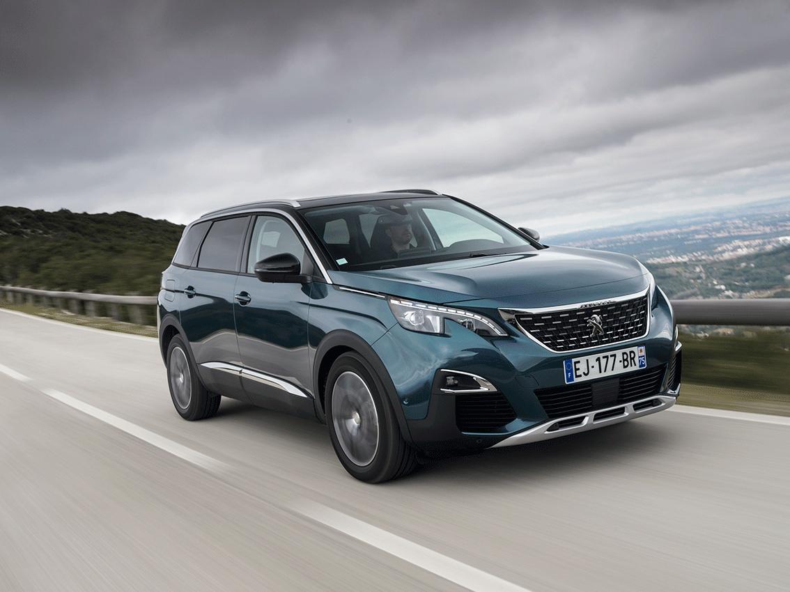 Peugeot 5008: confort, espacio y modularidad