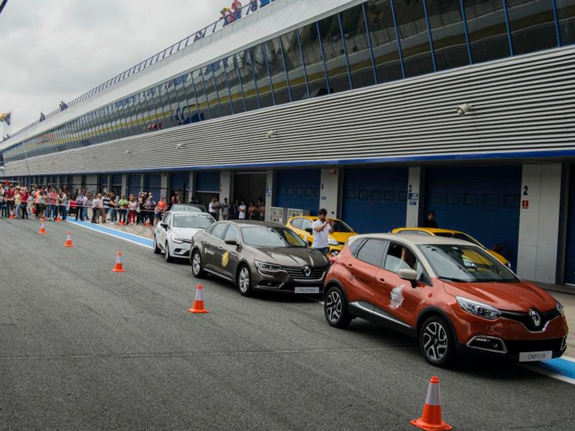 25.000 personas disfrutan de la Renault Passion Experience en Jerez