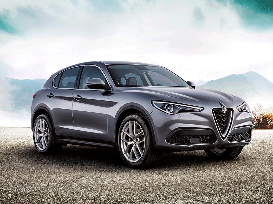 Alfa Romeo Stelvio, mucho más bella que bestia
