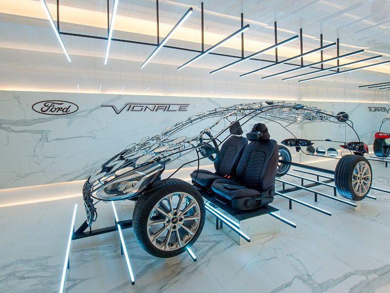 Ford descubre los secretos del diseño de la nueva gama Ford Fiesta a través de un reveal virtual
