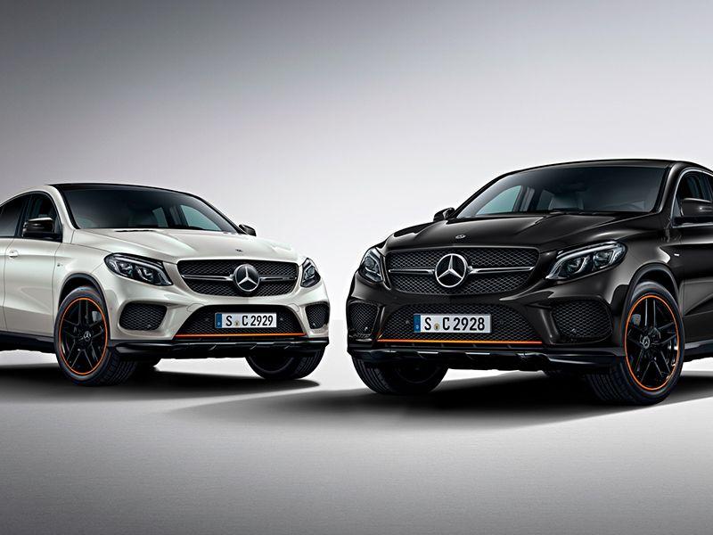 Mercedes-Benz lanza una edición artística del GLE Coupé