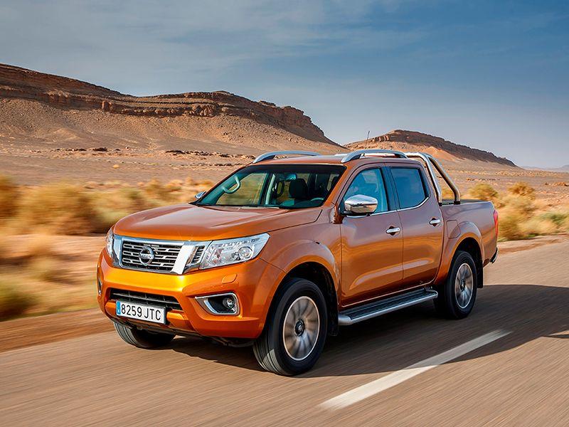 El Nissan Pick-Up Navara, made in Spain, ya tiene la misma consideración que un turismo a efectos de circulación.