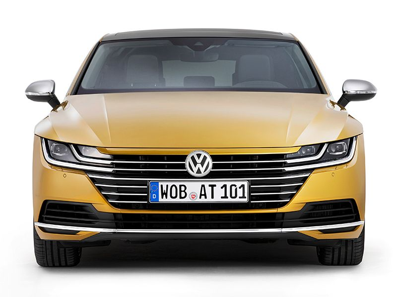 Volkswagen presenta el nou Arteon a Hannover