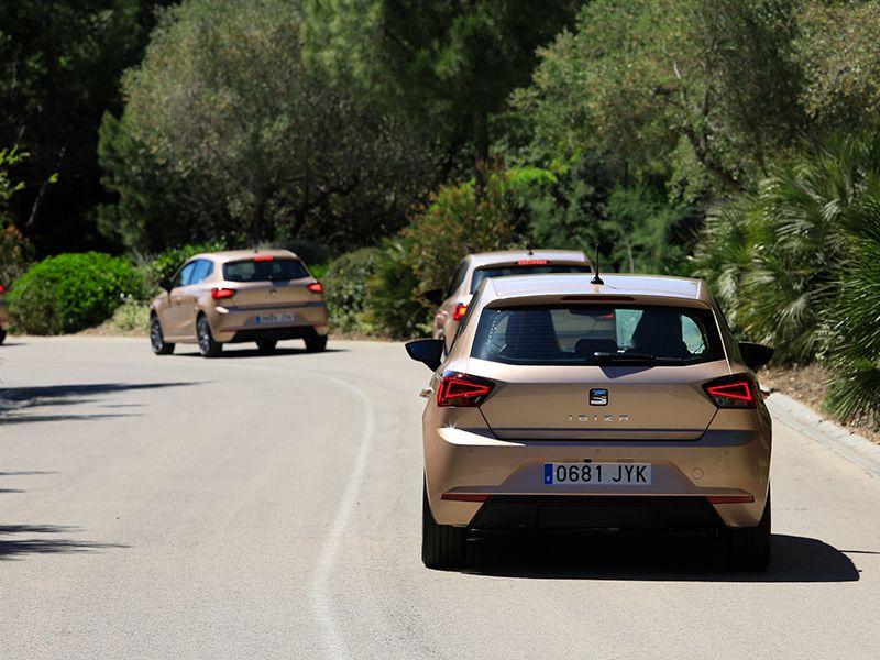 SEAT vende más de 200.000 coches hasta mayo