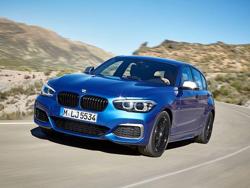 El nuevo BMW Serie 1: precios para España