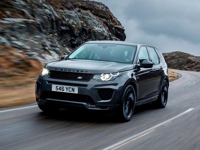 Land Rover incorpora al Discovery Sport y al Range Rover Evoque motores Ingenium
