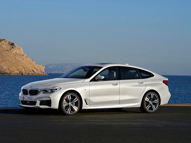 El nuevo BMW Serie 6 Gran Turismo