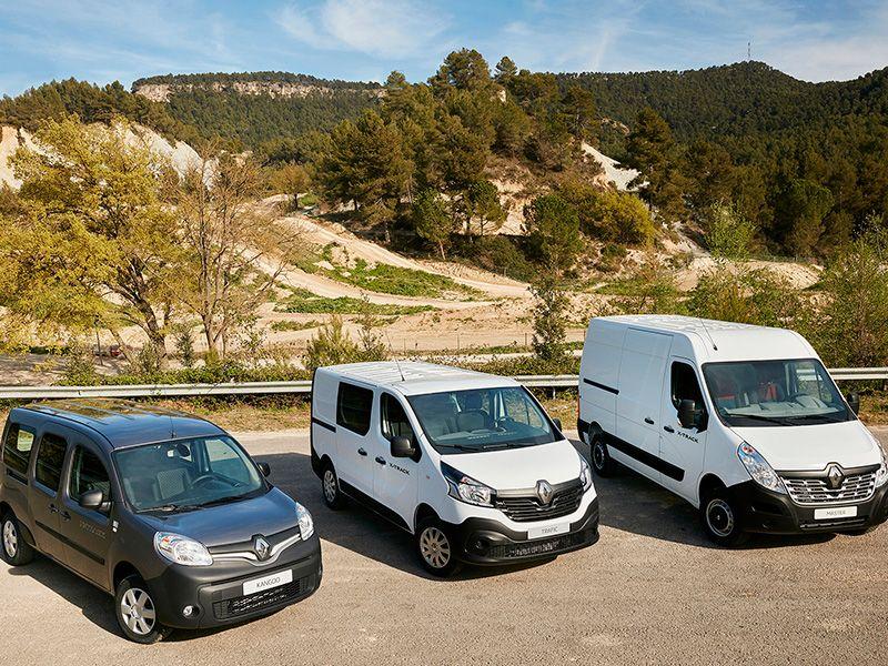 Renault presenta Renault X-Track y Master 4x4