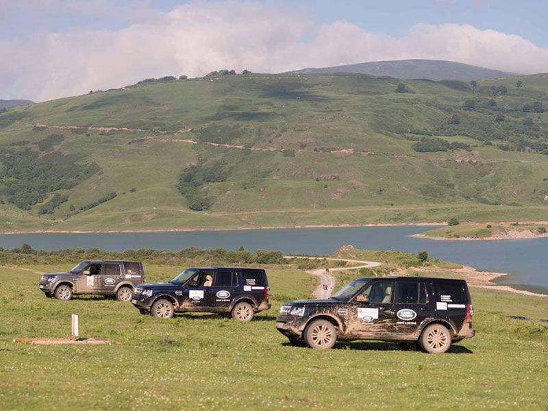 Nova edició de la Land Rover Discovery Challenge