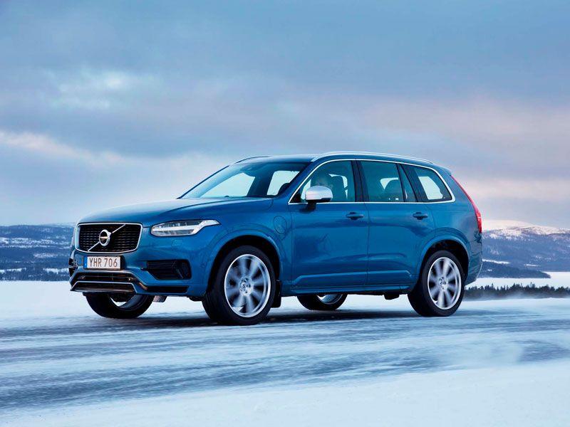 Gama Volvo AWD: a toda tracción