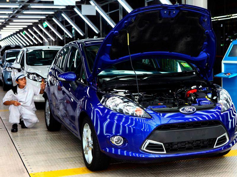 Ford eleva sus ventas en el mercado europeo un 6% en mayo