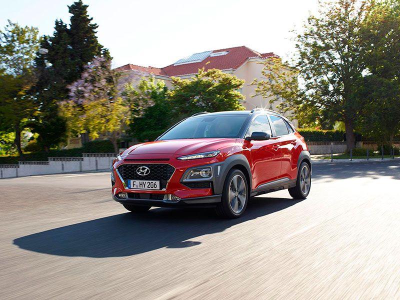 El Nuevo Hyundai KONA: You drive it, you difine it.