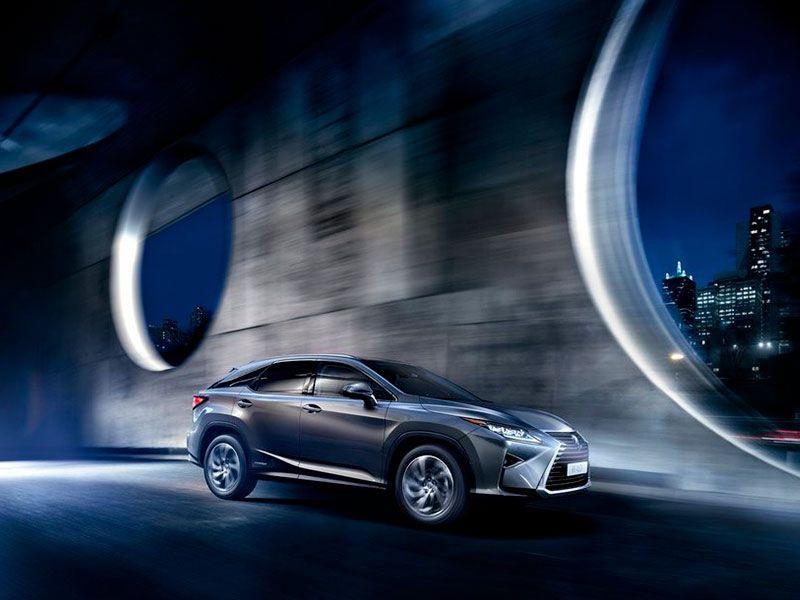 Nuevo acabado Business para el Lexus RX 450H