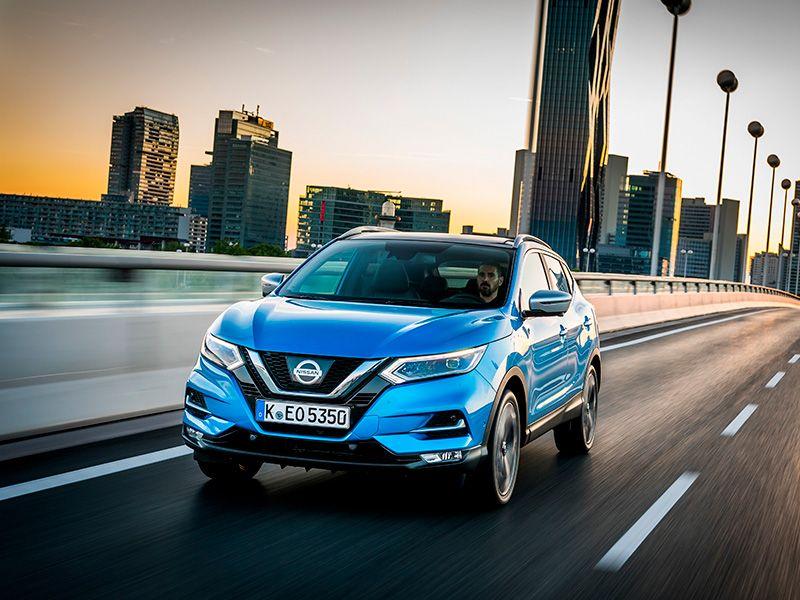 El nuevo Nissan Qashqai: mejoras de alta calidad