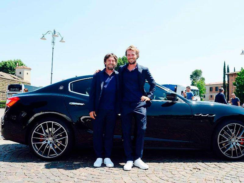Maserati y el Grupo Zegna, celebran un lustro de éxitos