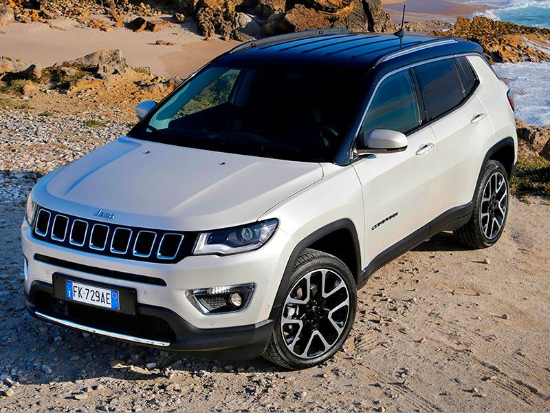 Jeep® Compass: nuevo SUV compacto de primera clase