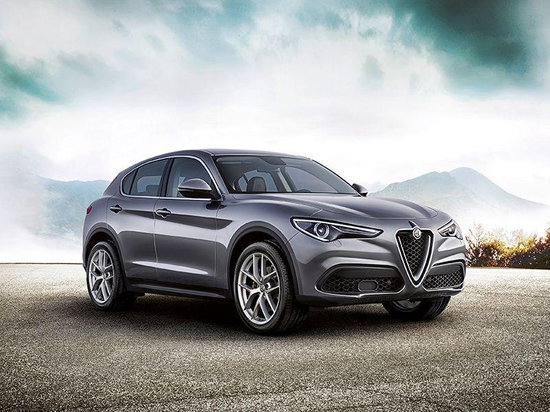 Alfa Romeo Stelvio First Edition está hecho para ti