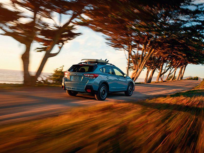 Subaru anuncia precios en los nuevos modelos CrossTrek 2018