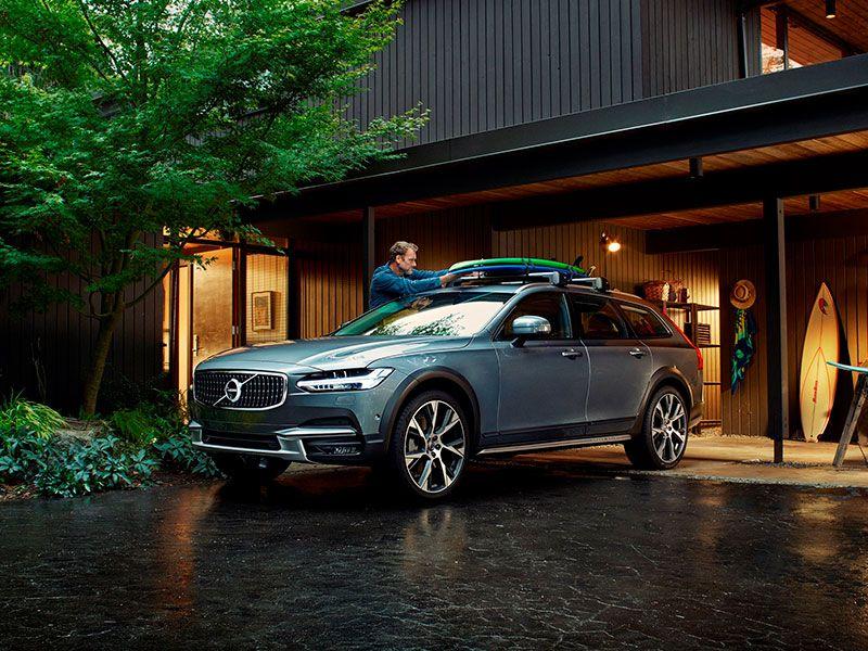 Les vendes globals de Volvo augmenten un 8,2% a la primera meitat de 2017