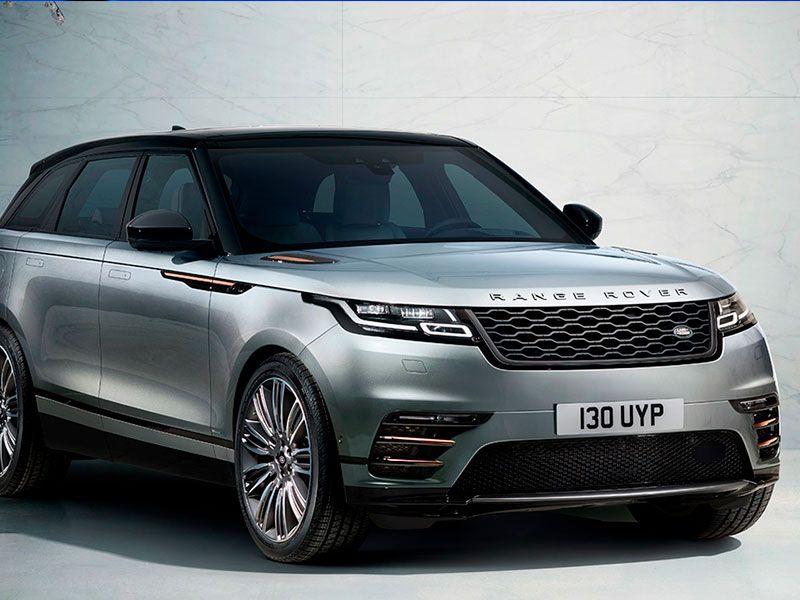 El Range Rover Velar estrena motor de gasolina a 300 CV