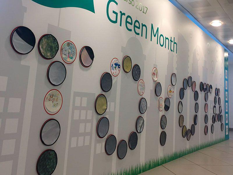 Toyota España se suma de nuevo a Green Month para seguir reduciendo el impacto de sus actividades en el medio ambiente