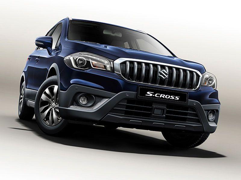 Suzuki S-Cross: dominarás todos los desafíos