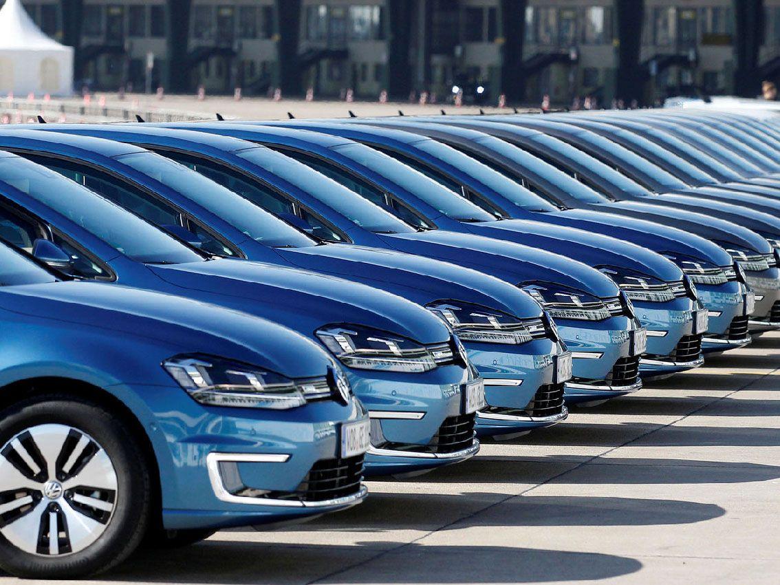 La marca Volkswagen incrementa les seves entregues al juny