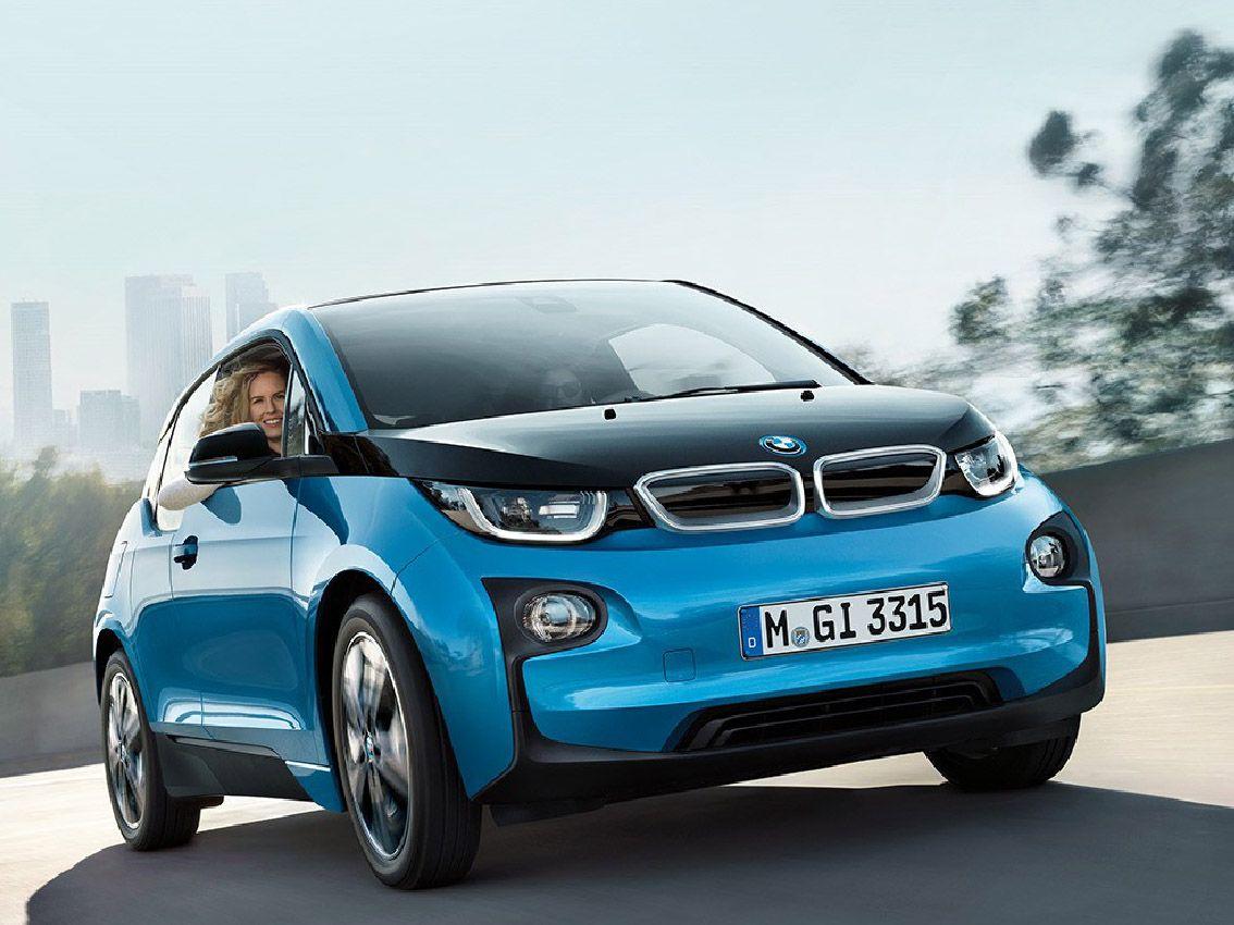 Nuevos precios para el BMW i3 con el Plan Movea