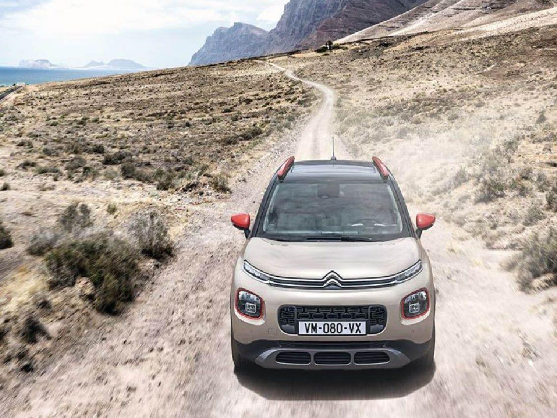 Citroën refuerza su ofensiva SUV internacional con el C3 Aircross