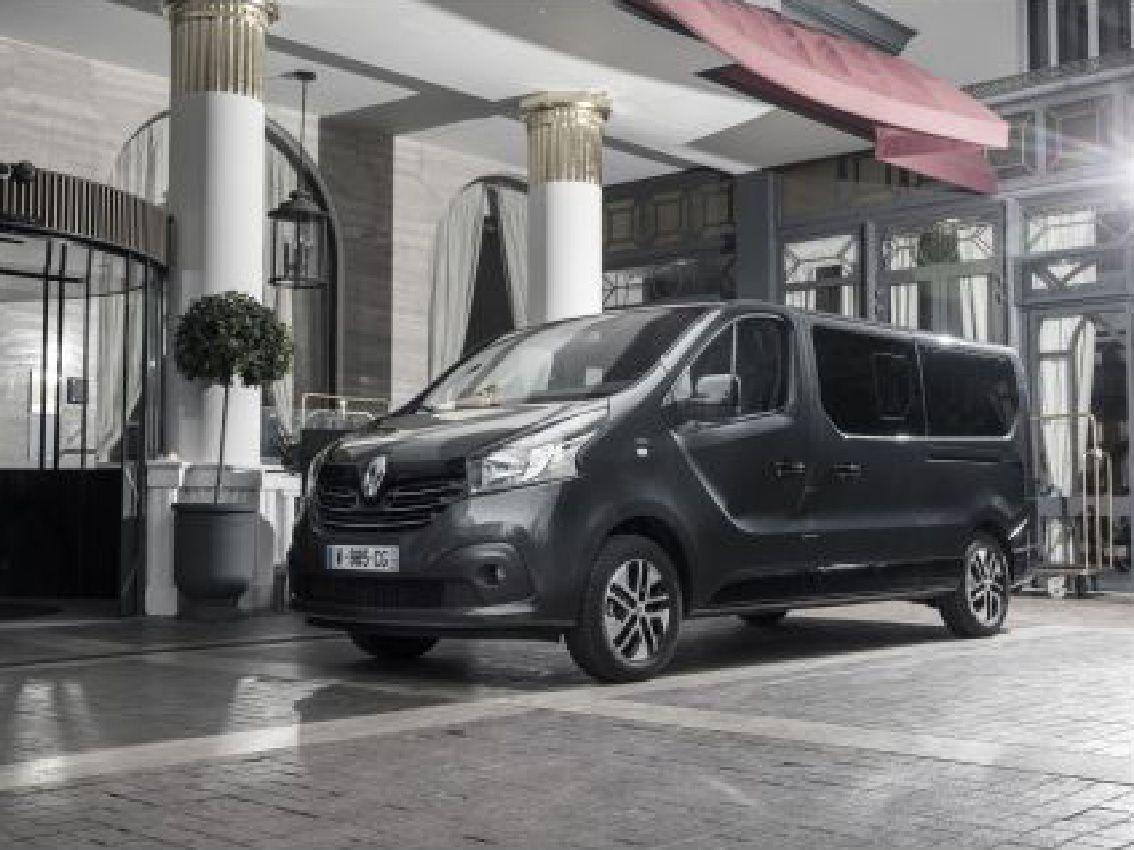 Renault Trafic SpaceClass: Una nueva forma de viajar