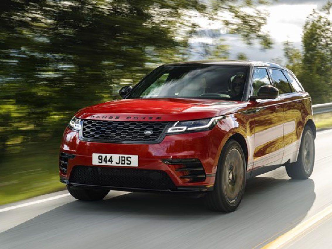 A finales de verano llegará el Range Rover Velar