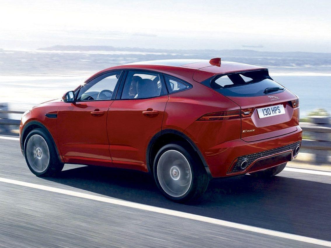 Se empieza a comercializar en España el nuevo Jaguar E-Pace