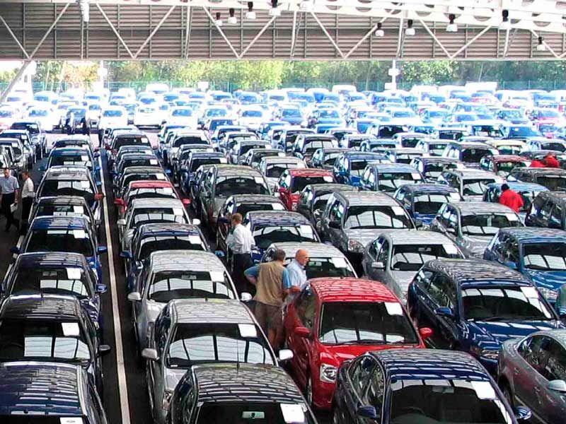 Las ventas de vehículos experimentan una subida de un 2,5% con hasta 110.000 unidades vendidas en el mes de julio