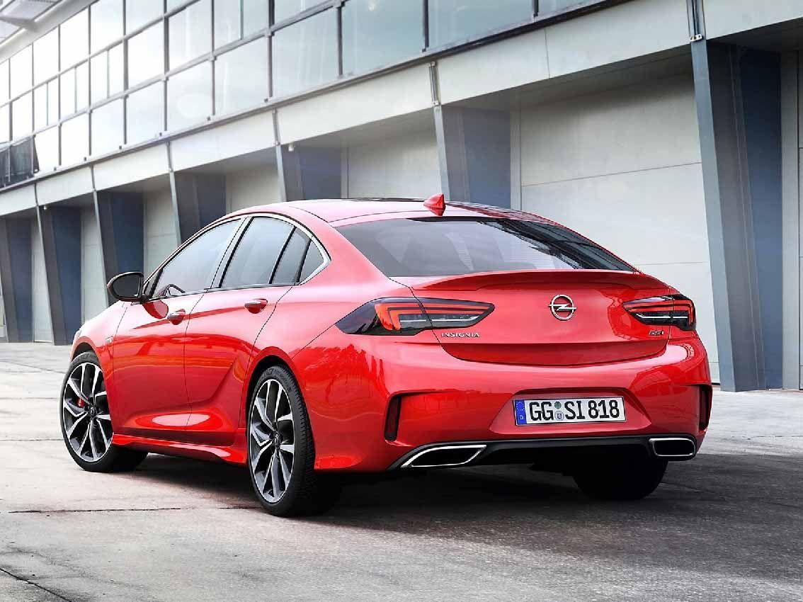 Opel presentará el Grandland X, Insignia GSi e Insignia Country Tourer en el Salón del Automóvil de Frankfurt