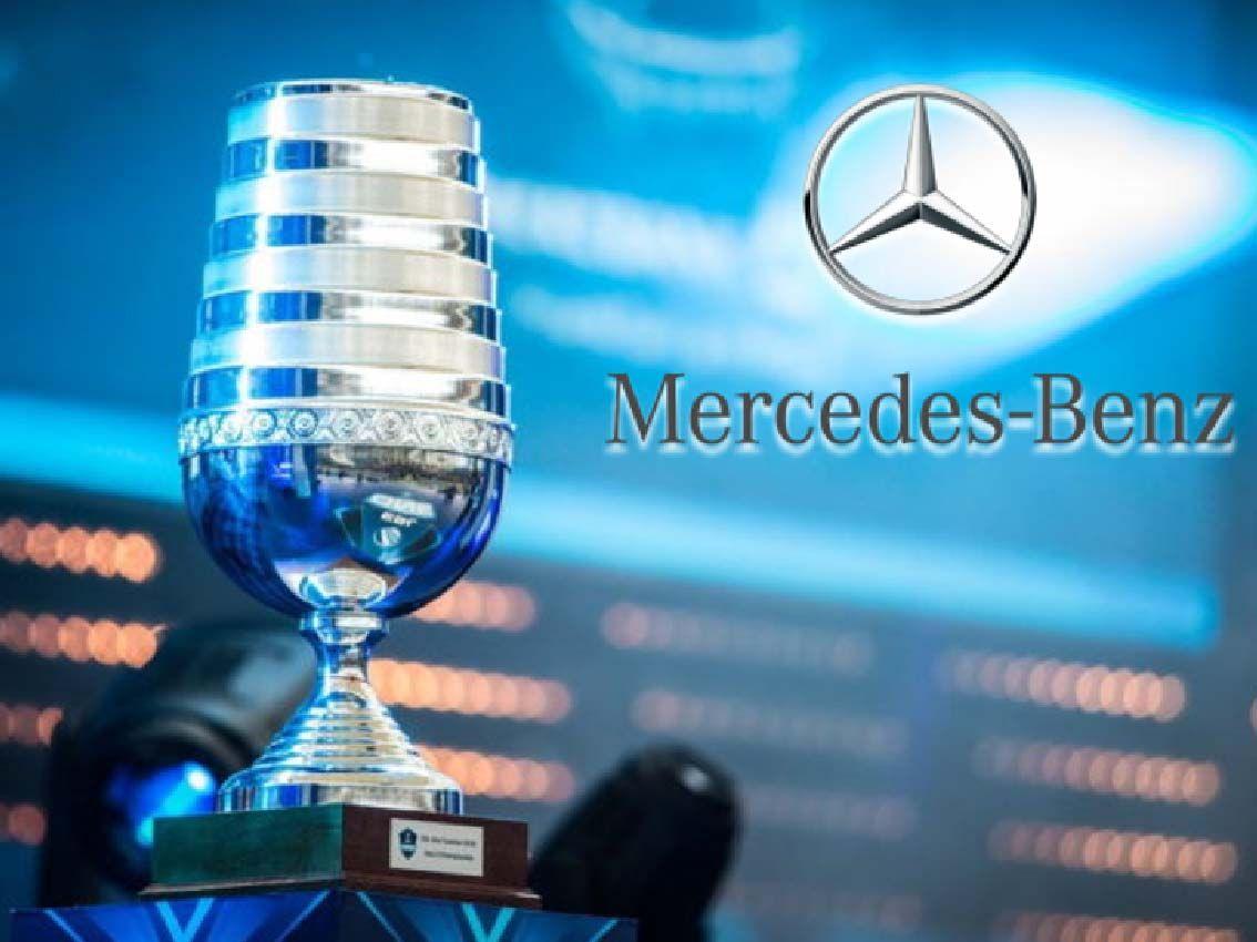 Mercedes-Benz se asocia con ESL para introducirse en e-Sport