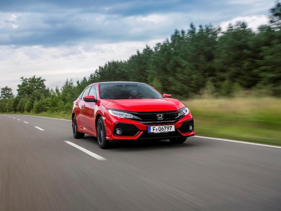 La décima generación del Honda Civic incorpora un motor diésel actualizado