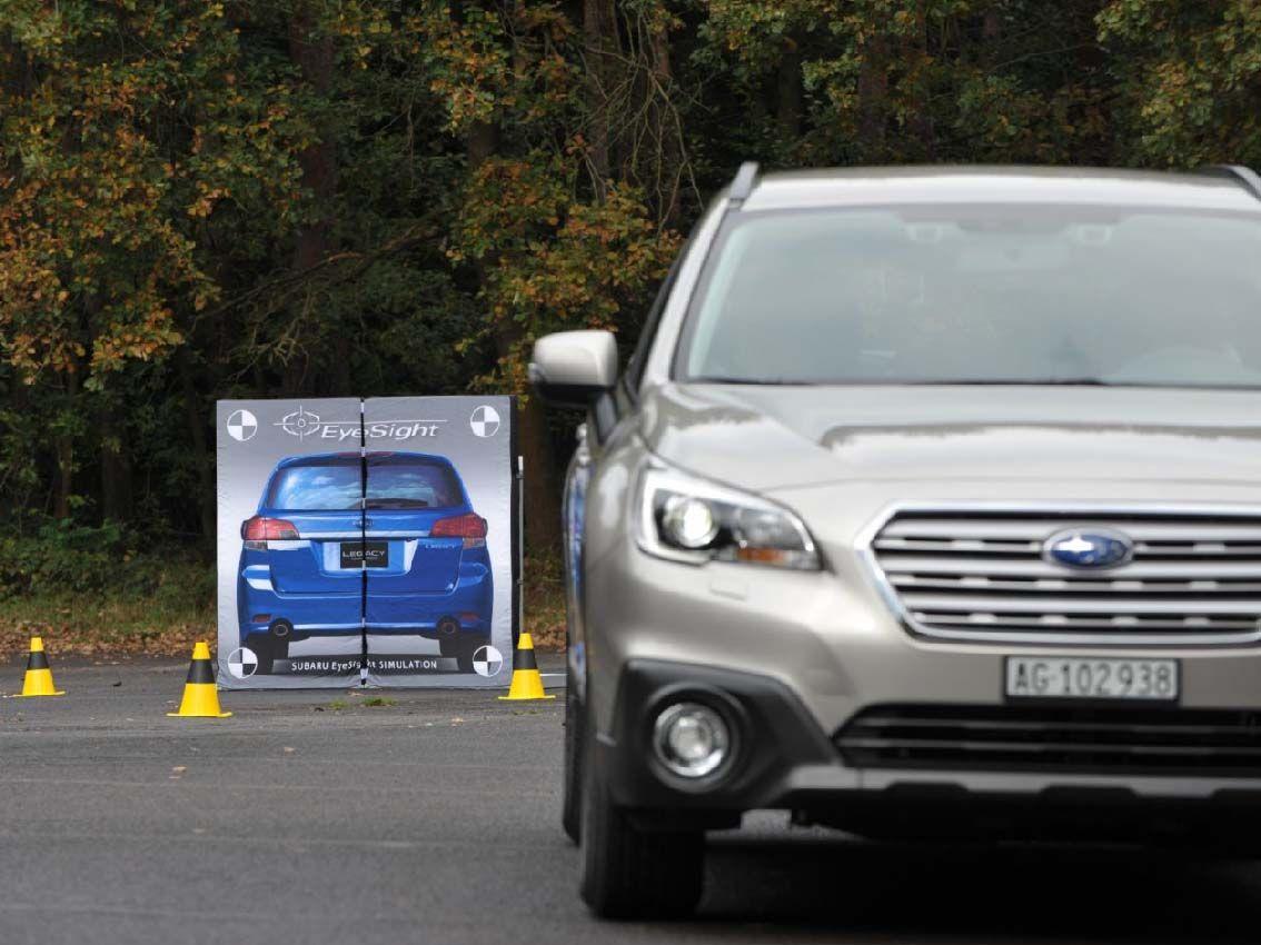 Subaru invierte 23 millones de euros para ser líder en seguridad